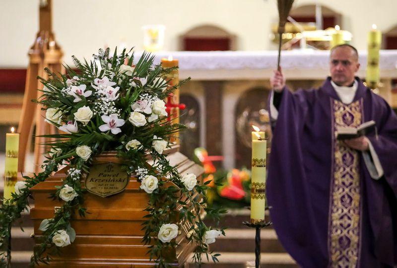 ceremonia pogrzeb katolicki