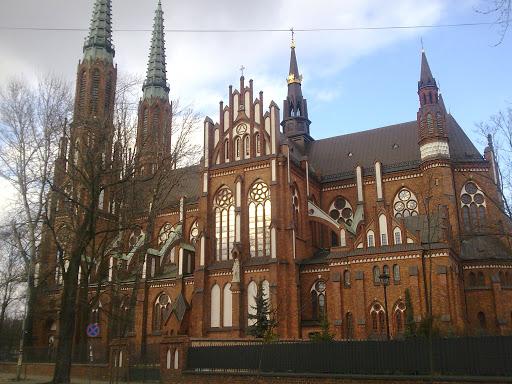 Parafia Katedralna pw. Św. Michała Archanioła i Św. Floriana Męczennika przy ul. Floriańskiej