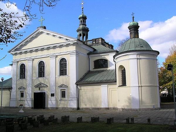 Parafia pw. Matki Bożej Loretańskiej przy ul. Ratuszowej