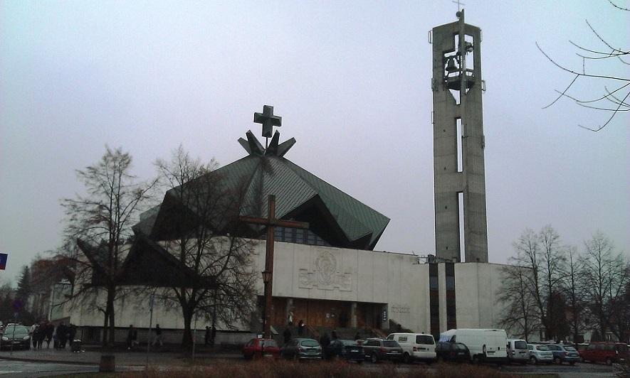 Parafii Rzymskokatolickiej pw. św. Zygmunta przy Pl. Konfederacji 55