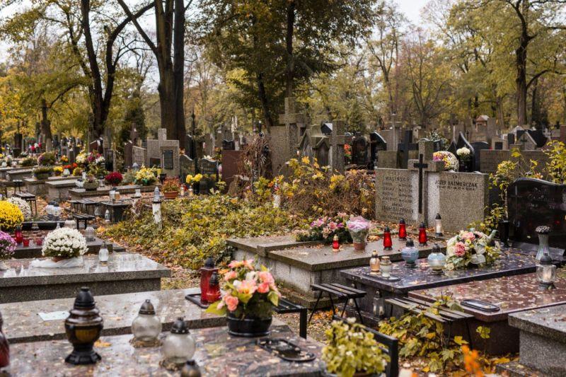 cmentarz brodnowski