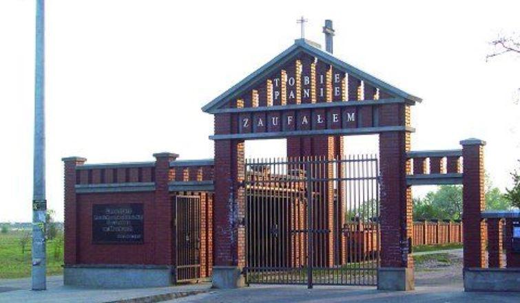 cmentarz parafii sw izydora marki