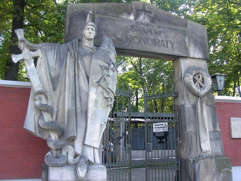 cmentarz powazkowski wola