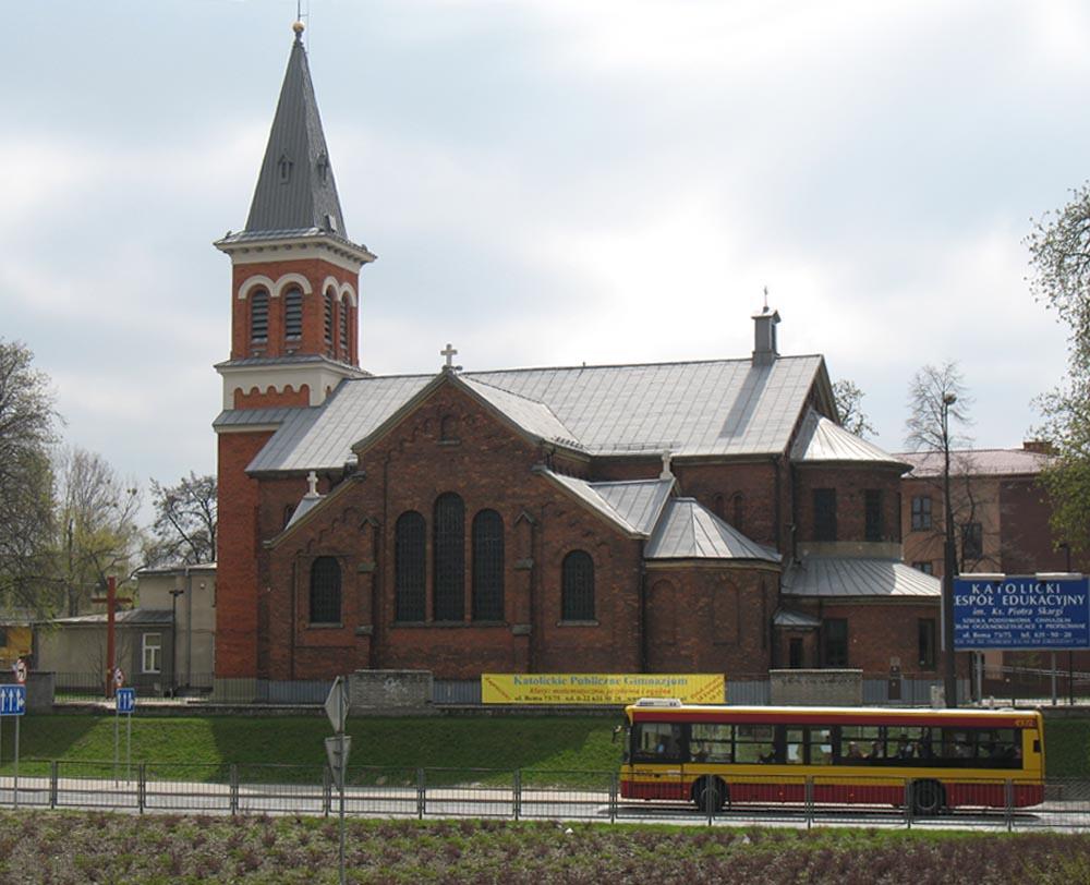 kosciol biskupa stanislawa wola