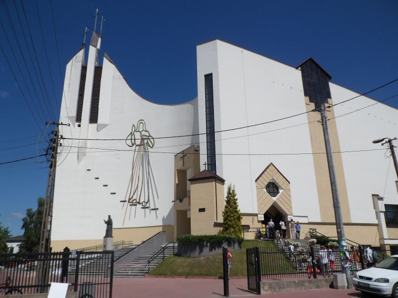 parafia milosierdzia bozego zabki