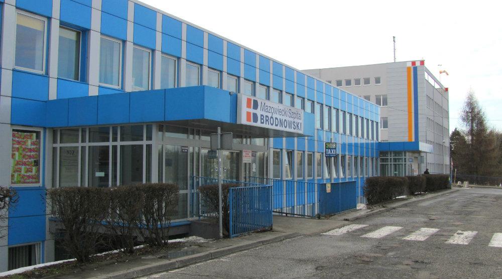 szpital brodnowski warszawa